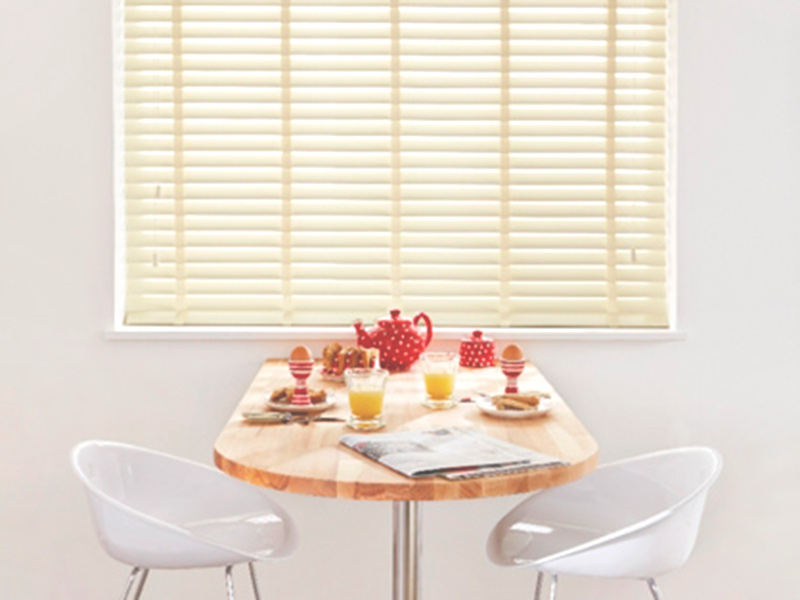 Faux blinds