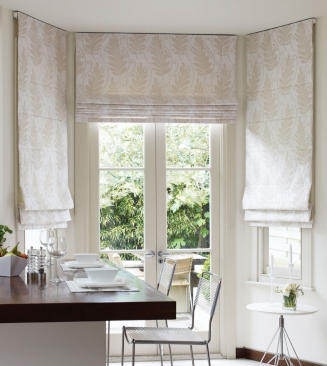 Nevarra Almond Window blind