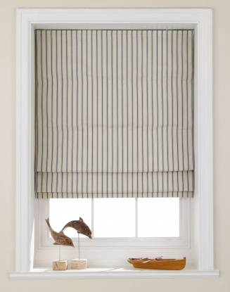 Orleans Blue Window blind