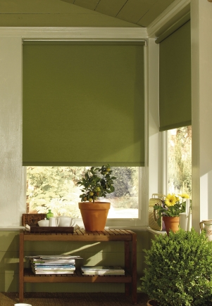 Acacia Olive Window blind