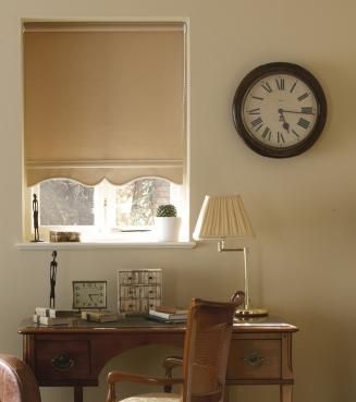 Acacia Caramel Window blind