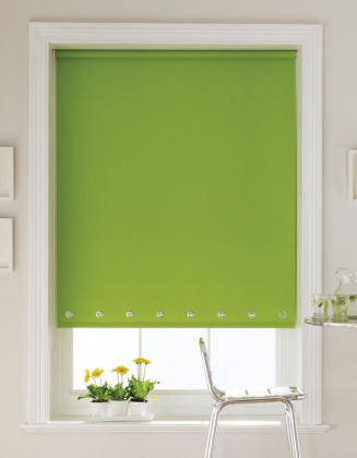 Acacia Lime Zest Window blind