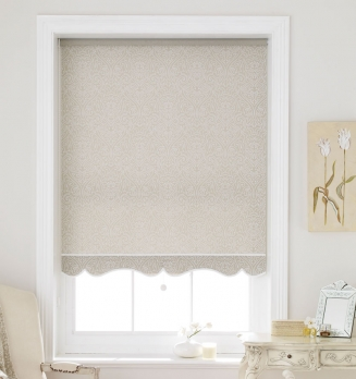 Clarence Taupe Window blind