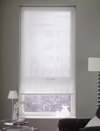 Innocence White Window blind