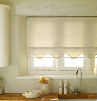 Marlow Linen Window blind