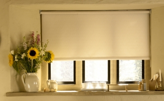 Mimmi Ivory Window blind