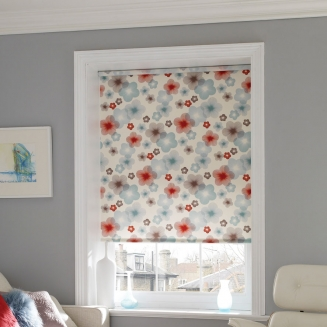 Nora Duck Egg Window blind