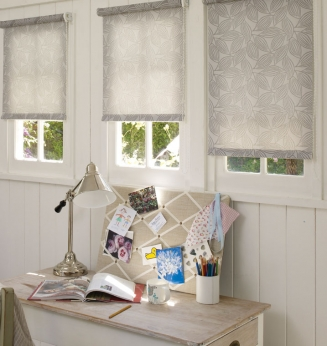 Passion Silver Window blind