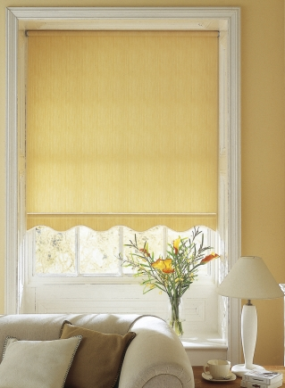 Van gogh Tan Window blind