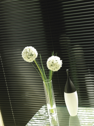 Sparkle Black Window blind