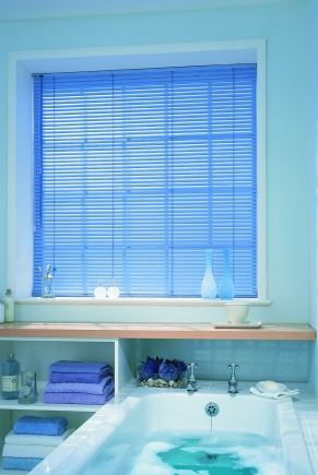 Wedgewood Window blind