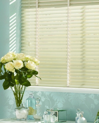 Ecru Sherwood Window blind