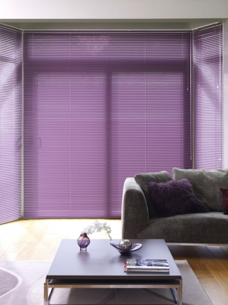 Damson Window blind