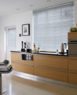 Mild Grey Window blind