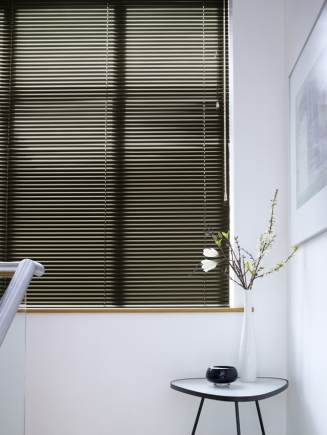 Mocha Window blind