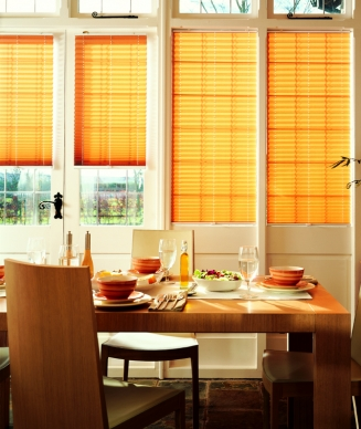 Capri Terracotta  Window blind