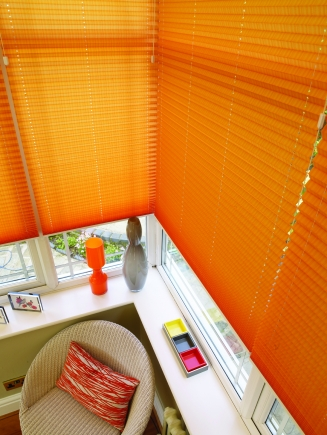 Rialto Mango Window blind