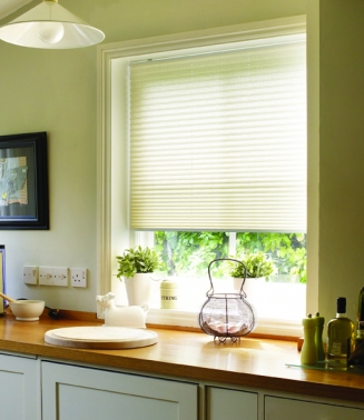 Hopscotch Vanilla Window blind