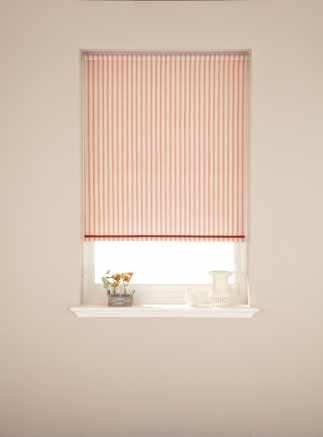 Ticking Tomato Window blind