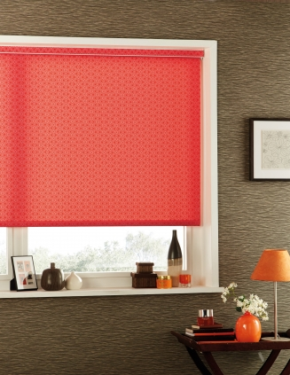 Constellation Chilli Window blind