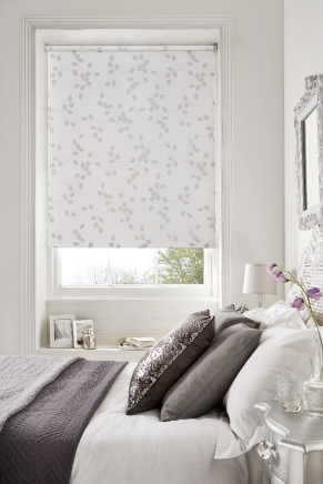 Echino White Window blind