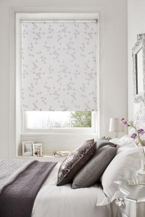 Echino White Window blind