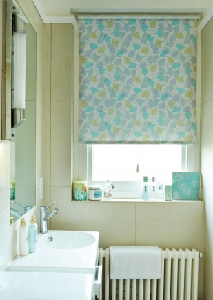 Gingko Green Window blind