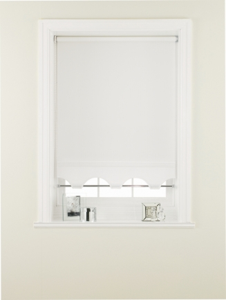 Henshaw White Window blind