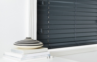Anthracite Window blind