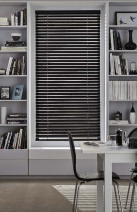 Coal Window blind