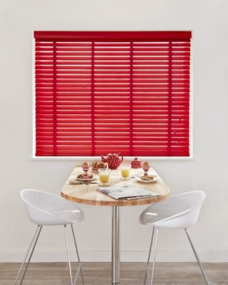 Flame Window blind