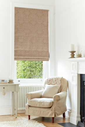 Verbier Bronze Window blind