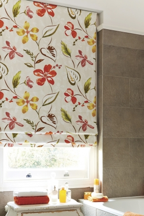 Ingrid Paprika - New Range 2016 Window blind