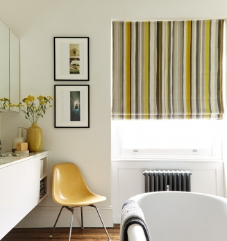 Carnical Chartreuse - New Range 2016 Window blind
