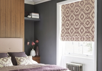 Paolo Mauve - New Range 2016 Window blind