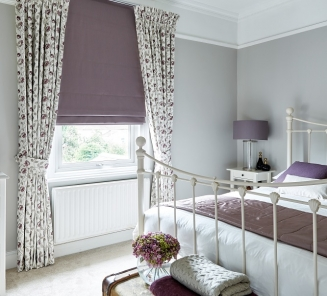Salinas Heather - New Range 2016 Window blind