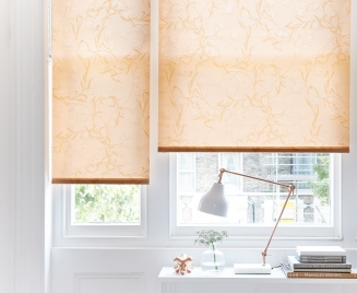 Bria Terracotta-New Range 2016 Window blind
