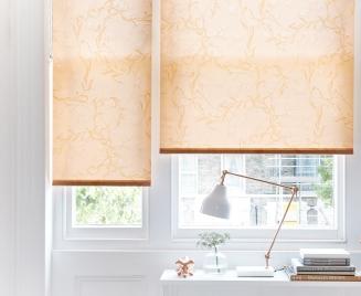 Bria Terracotta-New Range 2016 Window blind