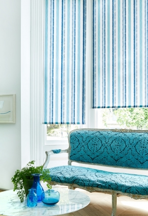 Cape Cod Indigo2 - New Range 2016 Window blind