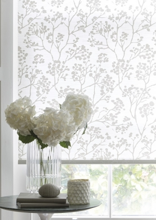 Carey White - New Range 2016 Window blind
