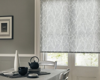 Cedar Grey - New Range 2016 Window blind