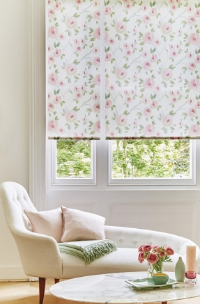 Eleanor Rose2 - New Range 2016 Window blind