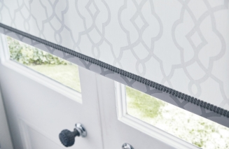 Harper White - New Range 2016 Window blind