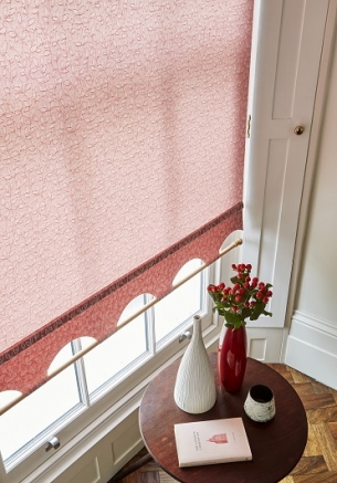 Jude Crimson - New Range 2016 Window blind