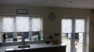 Eleanor Rose2 Window blind