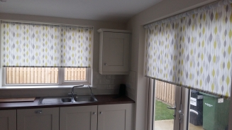Ribbon Zest 2 Window blind