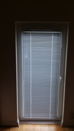 Tilt And Turn Door Window blind