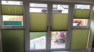 Top Down Bottom Up - Dublin Window blind