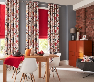 Fagel Red - New Range 2018  Window blind
