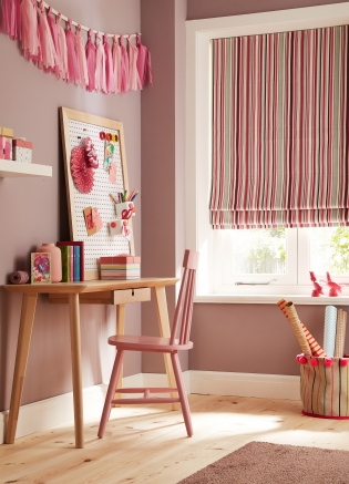Seastripe Azalea - New Range 2018 Window blind